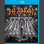 And There Will Be A Next Time... Live From Detroit (Blu-Ray)