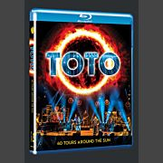 40 Tours Around the Sun (Blu-Ray)