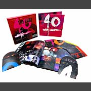 40 Live Curaetion 25 + Anniversary (2 Blu-ray+4CD)