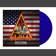 Hits Vegas- Live At Planet Hollywood (3x Color Vinyl)