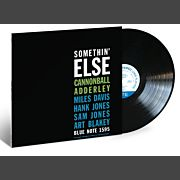 Somethin' Else (Blue Note Classic Edition Vinyl)
