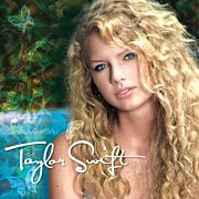 Taylor Swift (Crystal  Turquoise LP)