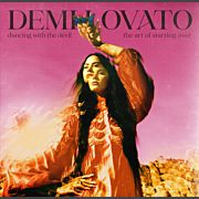 Dancing With The Devil...The Art of Starting Over (CD Cover 2)