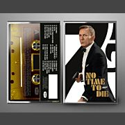 James Bond: No Time To Die (OST) (Gold MC)