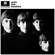 With The Beatles (LP)