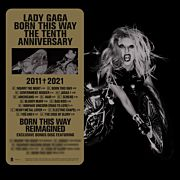 Born This Way The Tenth Anniversary (2CD)