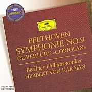 "Beethoven: Symphony No.9; Overture ""Coriolan"""