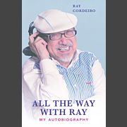 All The Way With Ray My Autobiography (簽名版書)