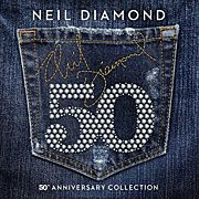 Neil Diamond 50th Anniversary Collection (3CD)