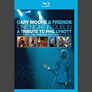 Gary Moore & Friends: One Night In Dublin - A Tribute To Phil Lynott (Blu-Ray)