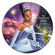 The Princess And The Frog: The Songs (OST) (Picture Vinyl)