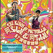 The Kings of Polygram 阿SAM & 阿TAM 87演唱會精華 (Green LP)